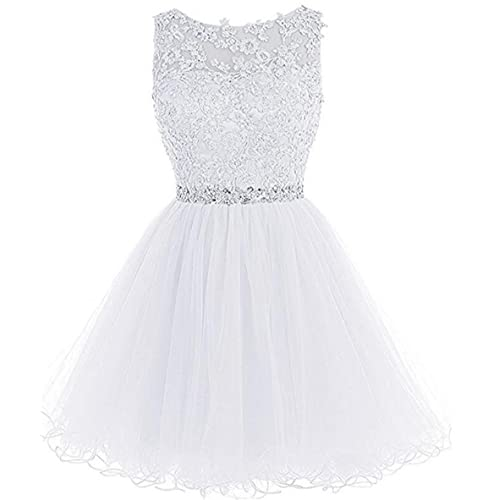 cheap white homecoming dresses